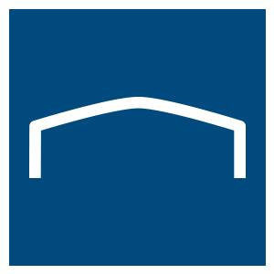 Single Radius Long Curve icon