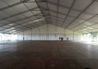 Our marquees adhere to all safety regulations & are signed off by a structural engineer